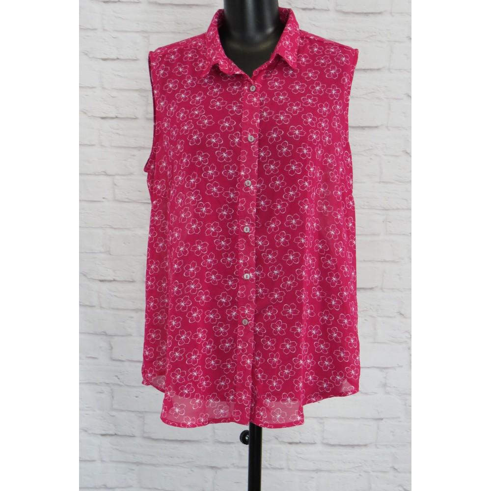 Блузка LAURA TORELLI большой размер