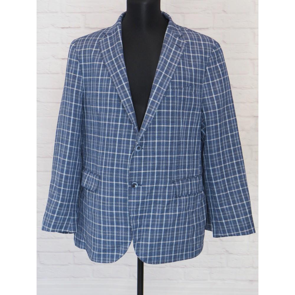 Пиджак льняной BOTTEGA DEL SARTO очень дорогой бренд