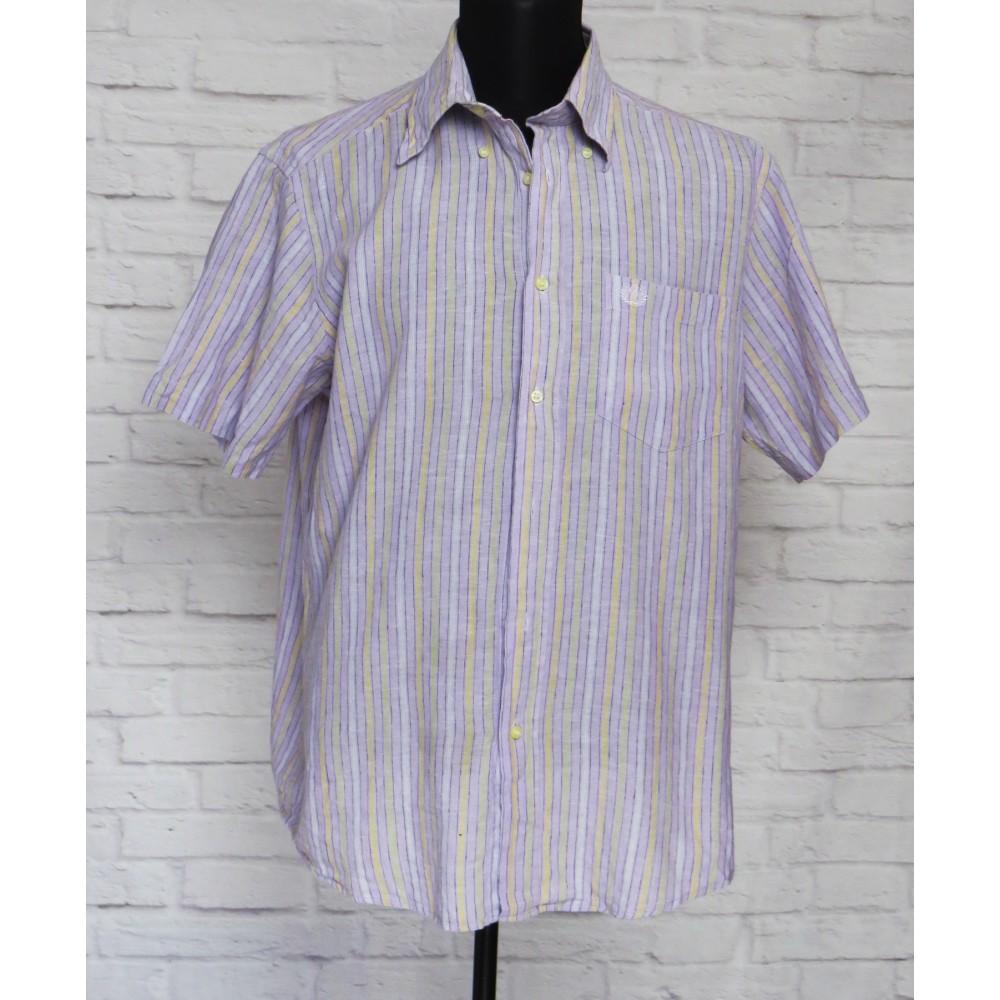Рубашка льняная ASCOT SPORT