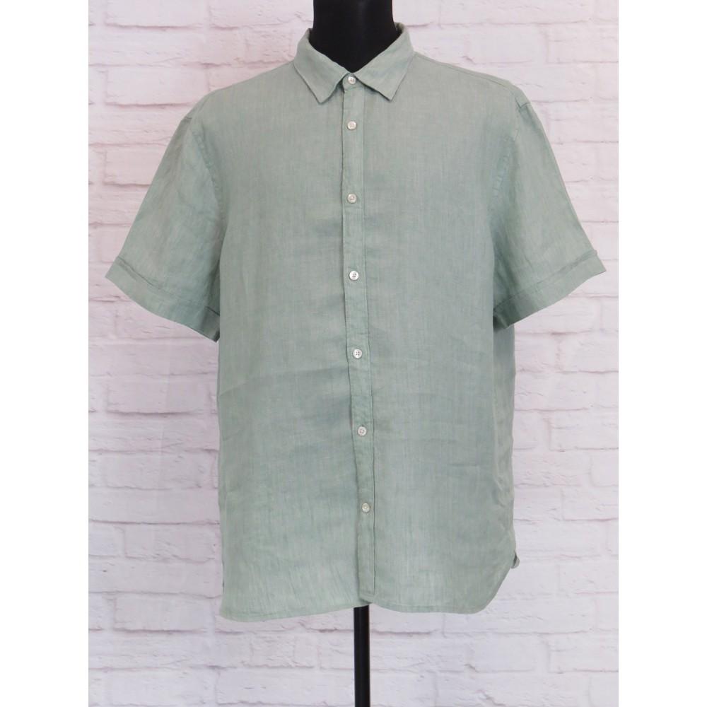 Рубашка натуральный лен